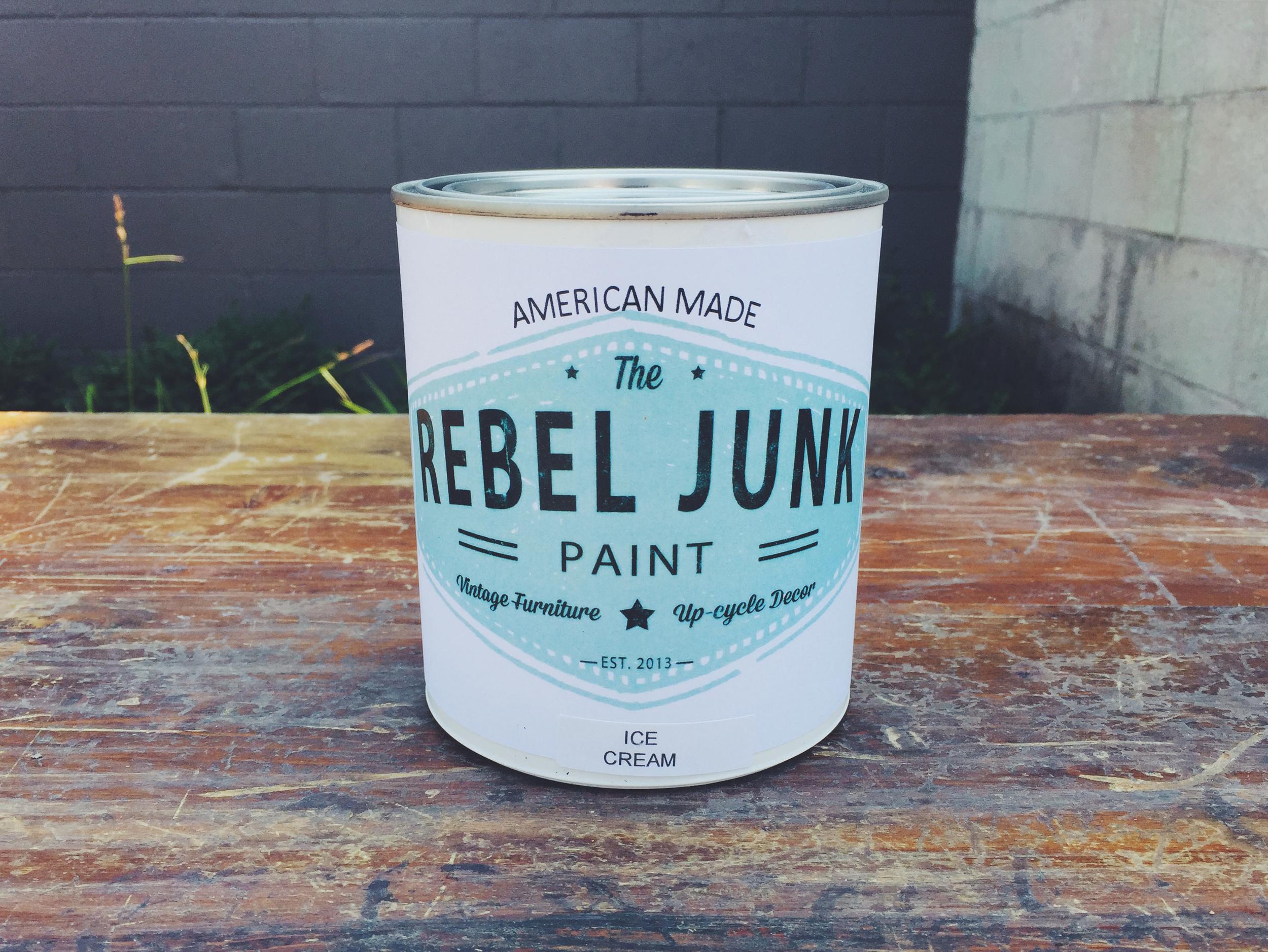 rebel junk paint