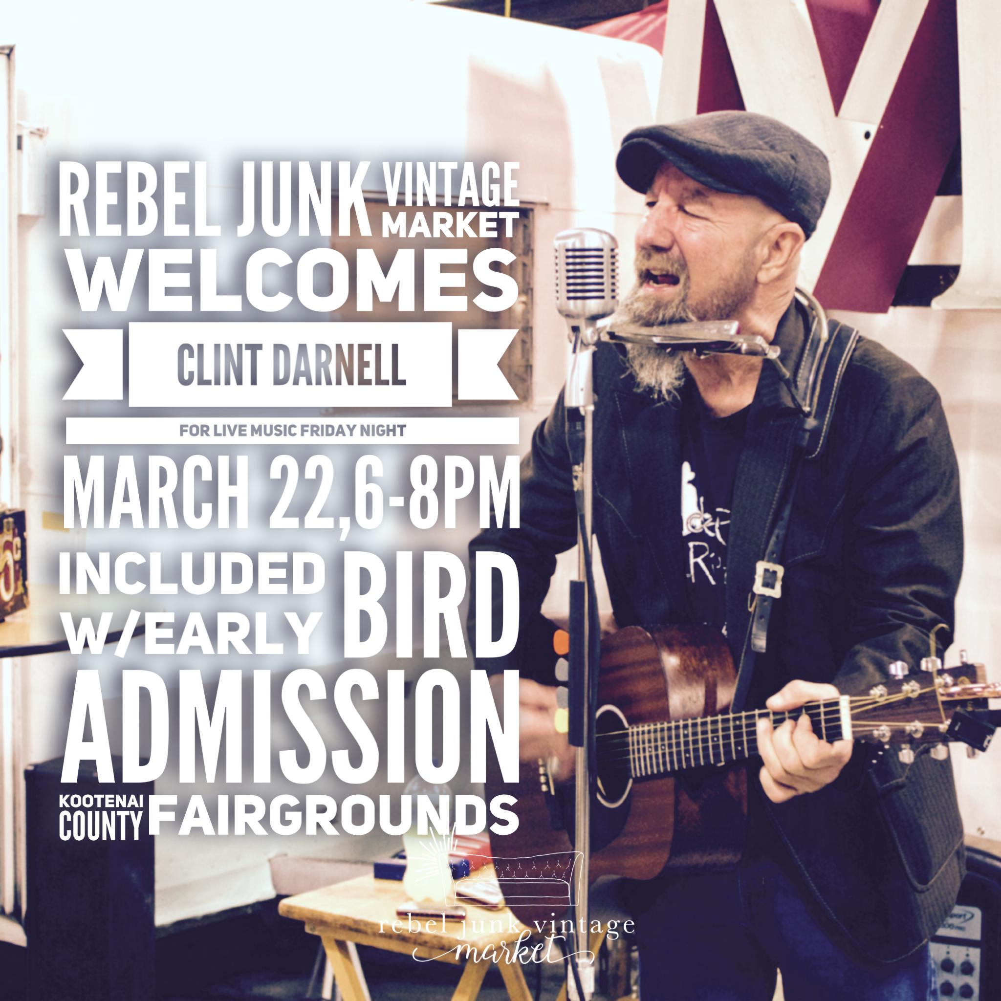 Rebel Junk Clint Darnell