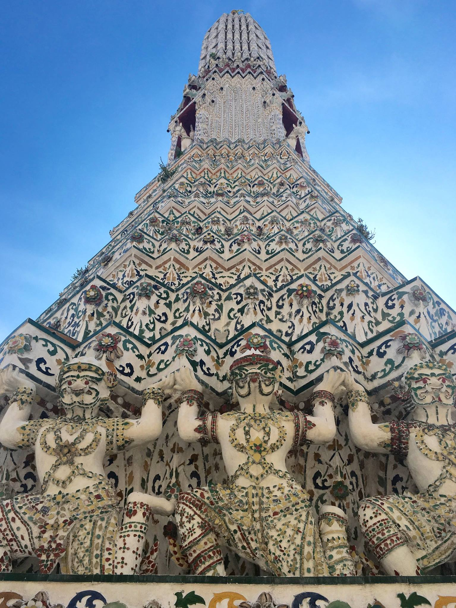 Bangkok temple exploration