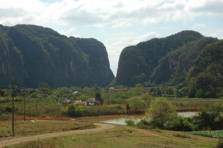 Vinales is a UNESCO heritage site for obvious reasons.
