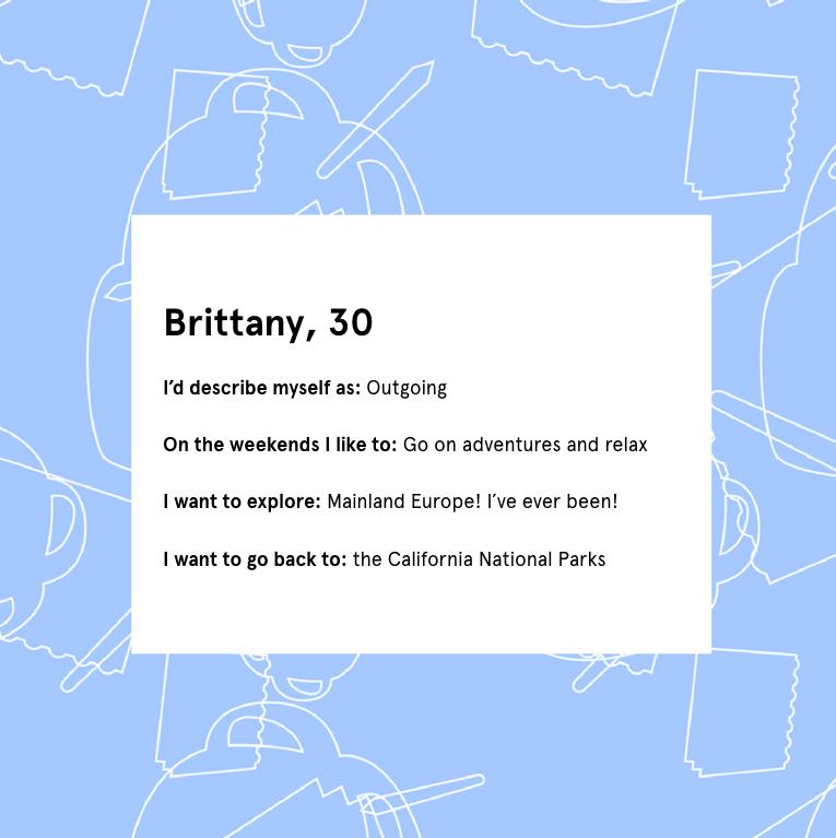 Brittany profile info