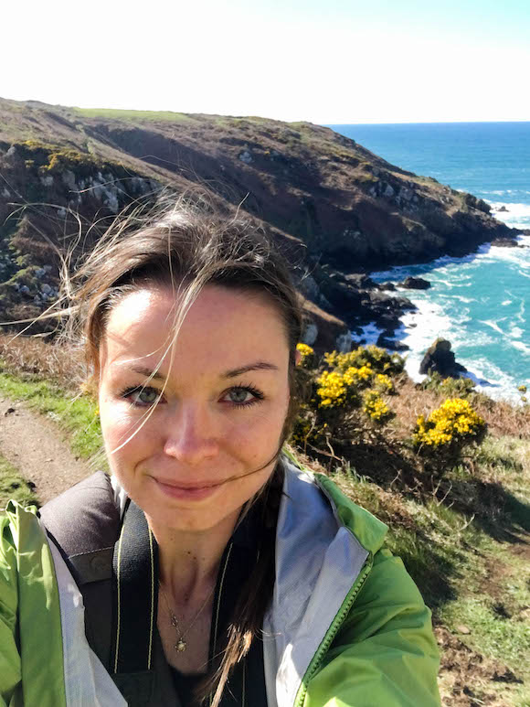 Selfie in St Ives