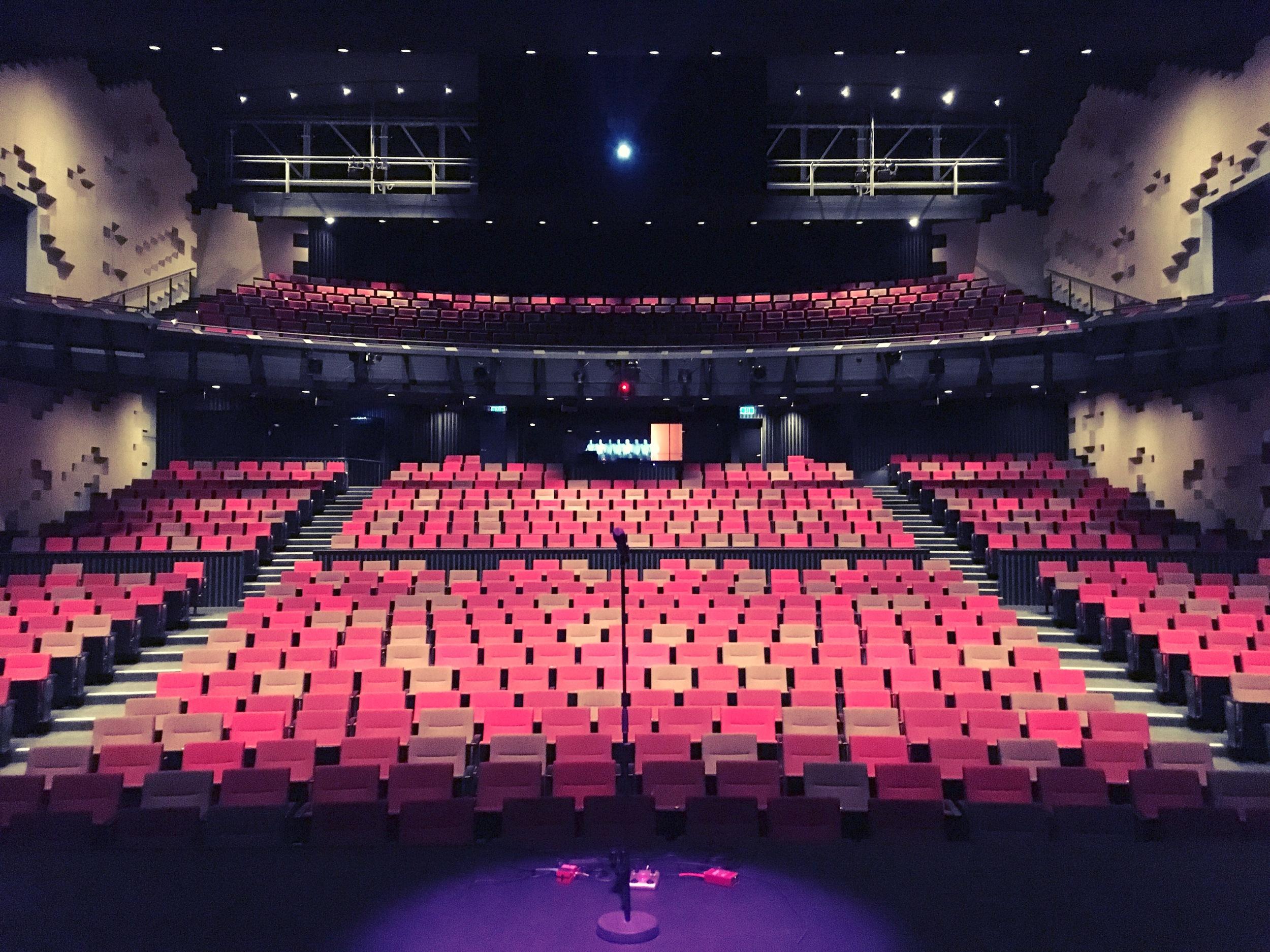 Ulumbarra Theatre, 2016