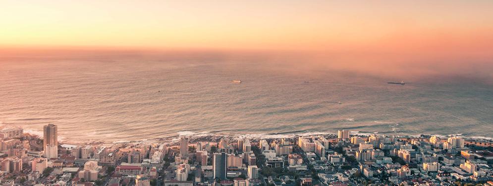 Cape Town by  Clinton Naik