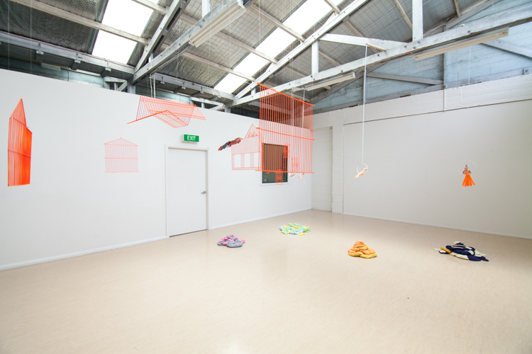 AAANZ GEOcritical Exhibition at Sawtooth ARI curated by Natalie Holtsbaum: November 28th - December 20th 2014