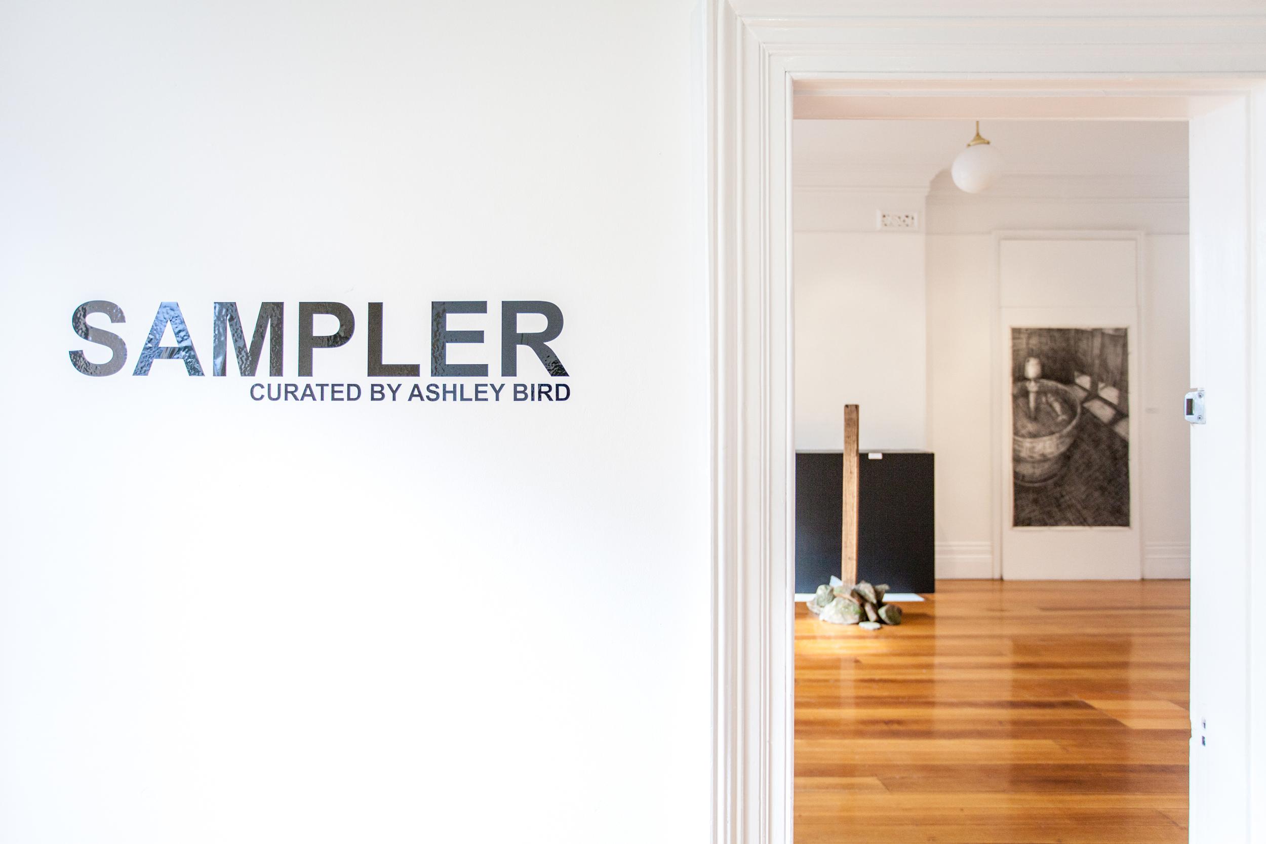 Sampler: Poimena Gallery 22nd August - 12th September 2014
