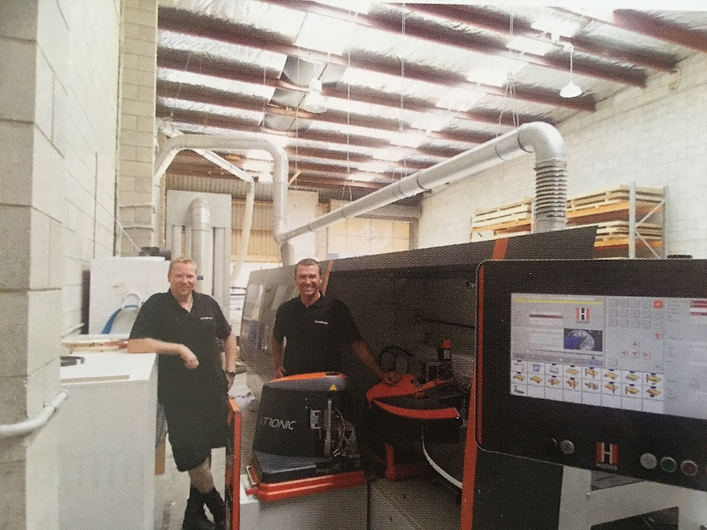 edge banding services auckland