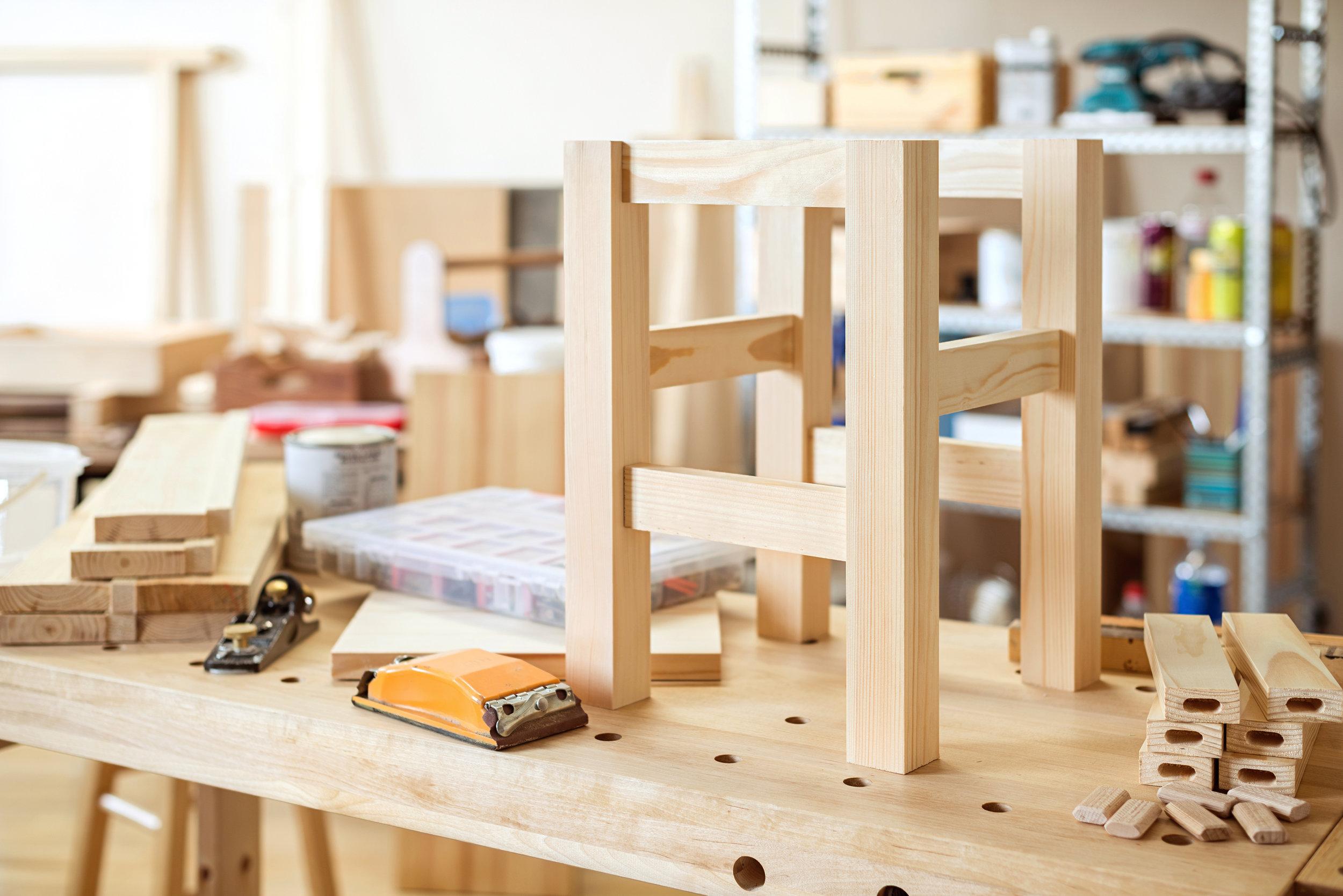 prototype chair workshop