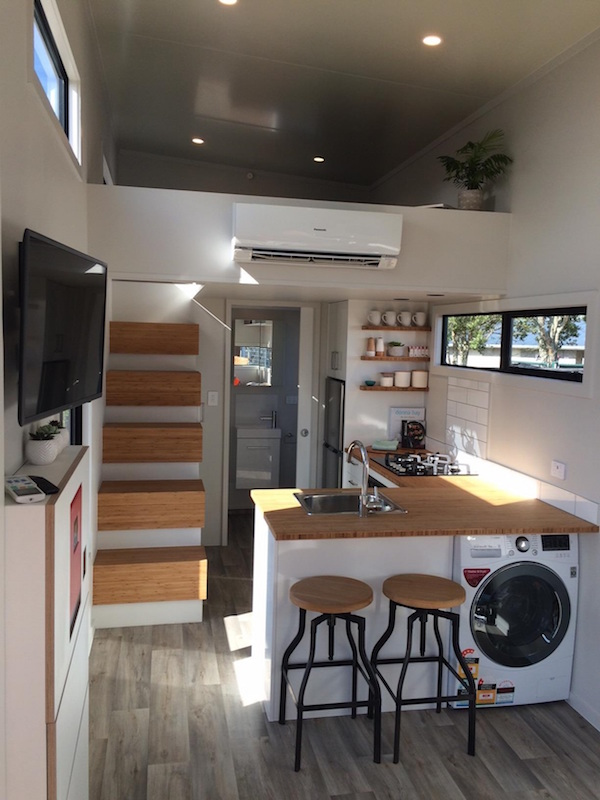 Kitchens for tiny homes