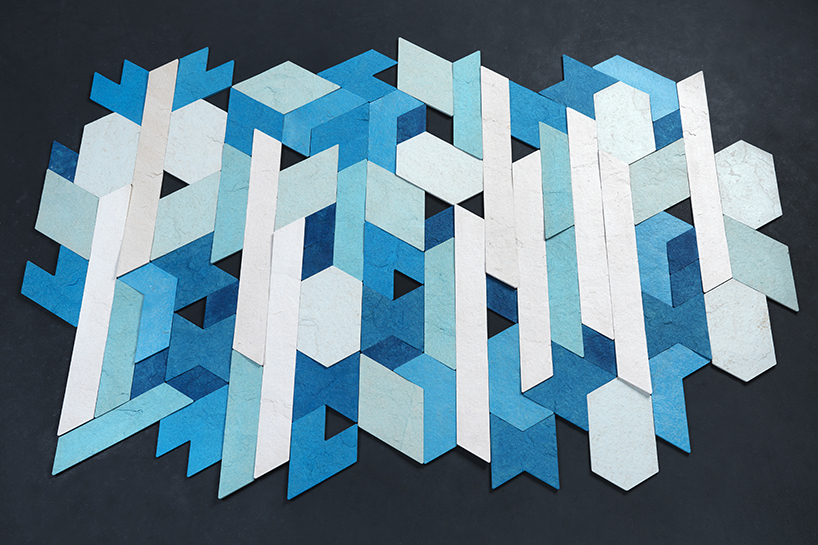 Isocle | decorative, acoustic wall tiles