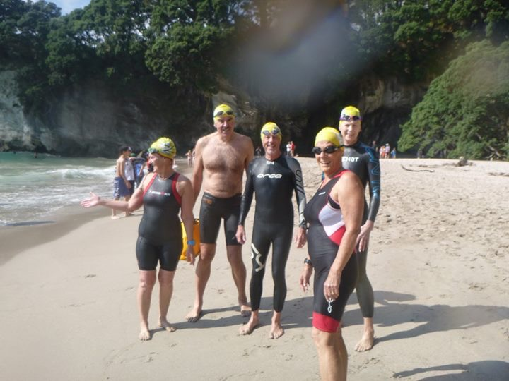 Cathedral Cove swim - Brent 01.JPG