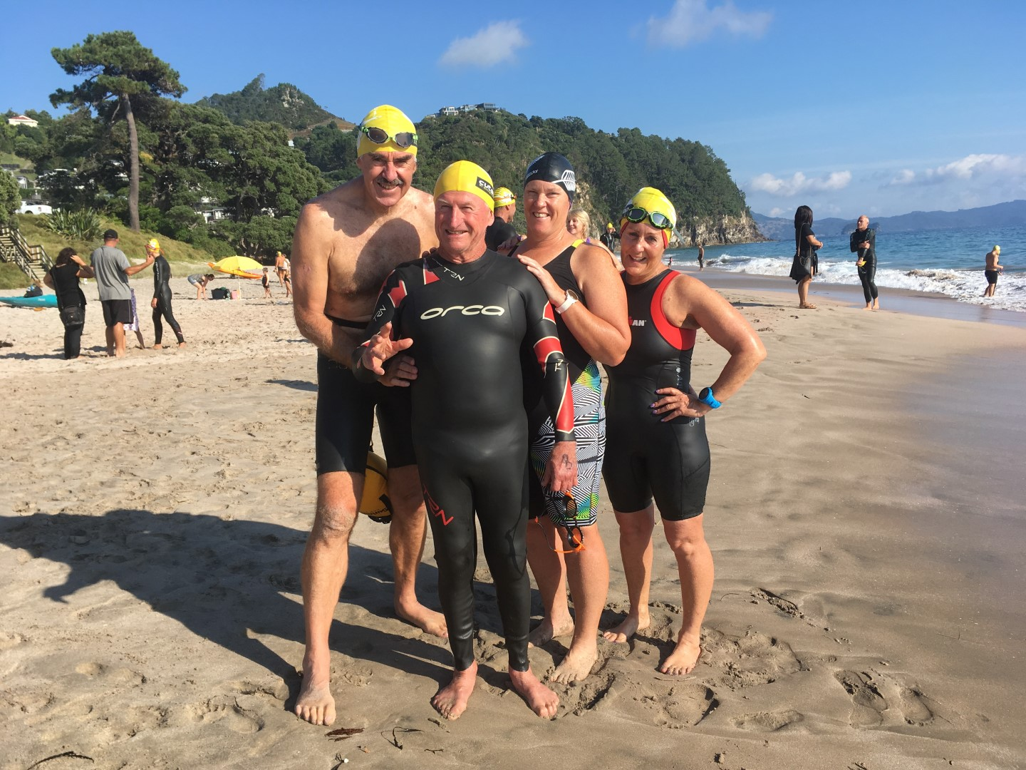 Cathedral Cove swim - Brent 03.JPG