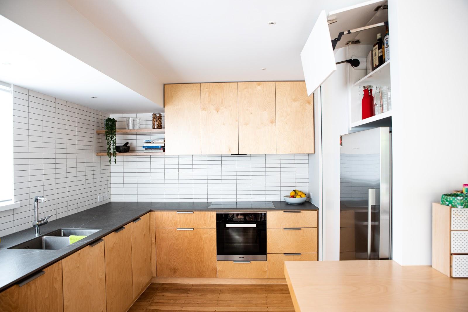 Scandi style kitchen