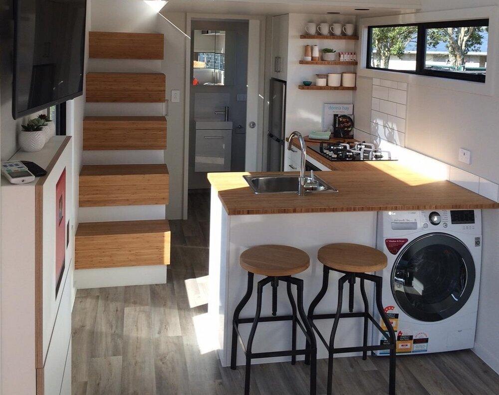 Tiny Kitchens for Tiny Homes