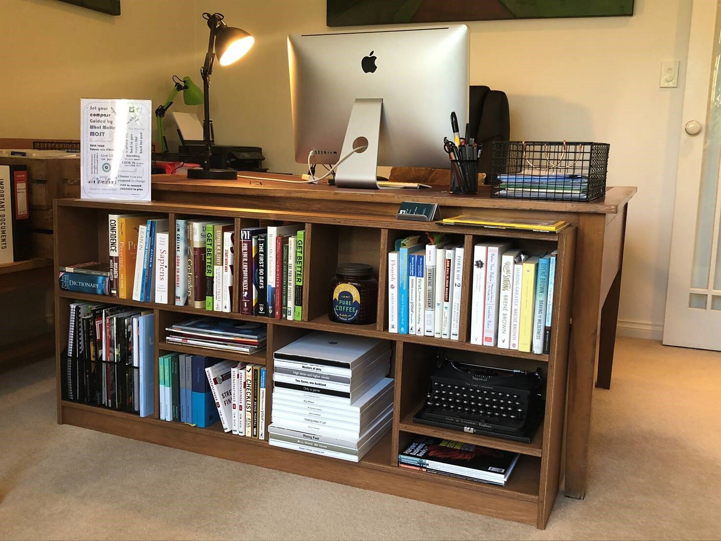 David Pearce bookshelf