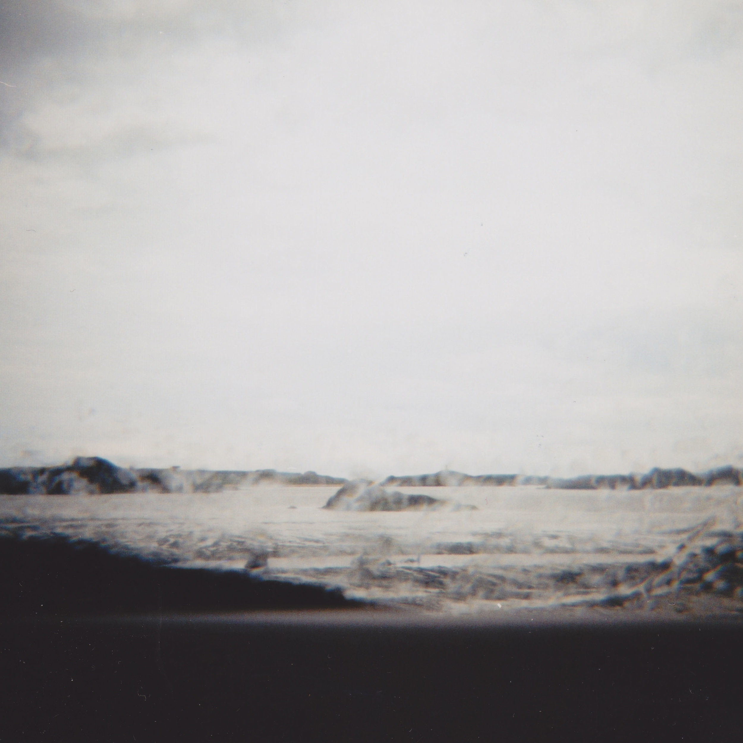 Camera: Diana F+  Film: Lomoghraphy CN 100  Location: Donegal, Ireland