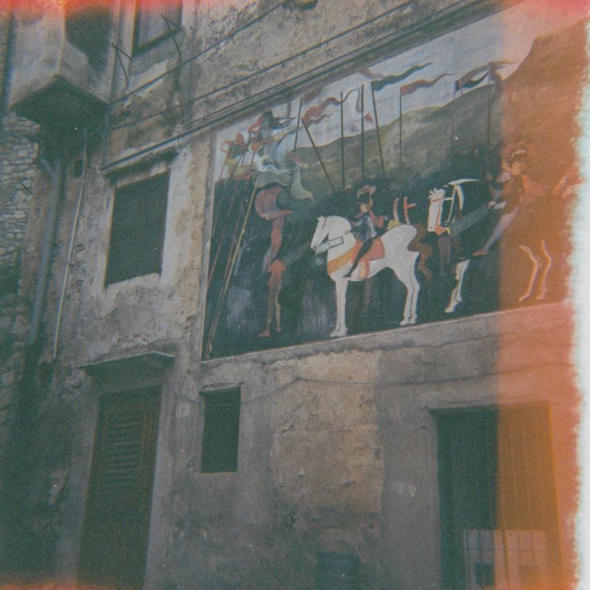 Camera: Diana F+  Film: Lomography CN 100  Location: Caccamo, Palermo, Italy