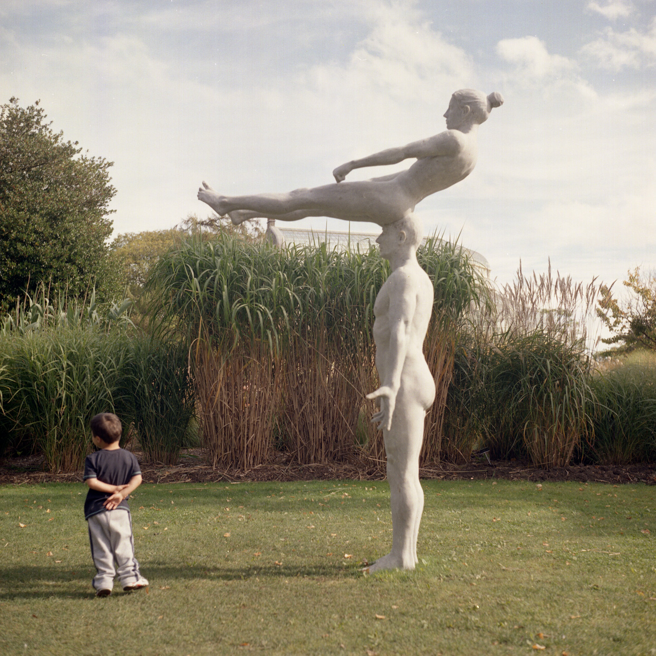 Master and Muse - Sculpture in Context, 2011