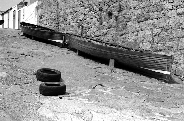 Camera: Canon EOS 300  Film: Ilford Pan F+ 50  Location: Dalkey, Co Dublin, Ireland