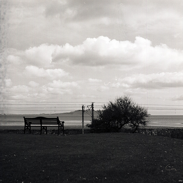 Camera: Hasselblad 500C/M  Film: Ilford Delta 100 Pro  Location: Blackrock, Co Dublin, Ireland