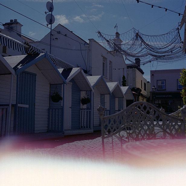 Camera: Hasselblad 500C/M  Film: Lomography CN 800  Location: Dalkey, Co Dublin, Ireland