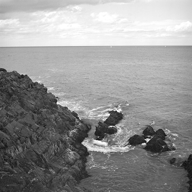Camera: Hasselblad 500C/M  Film: Ilford XP2 Super  Location: Greystones, Co Wicklow, Ireland