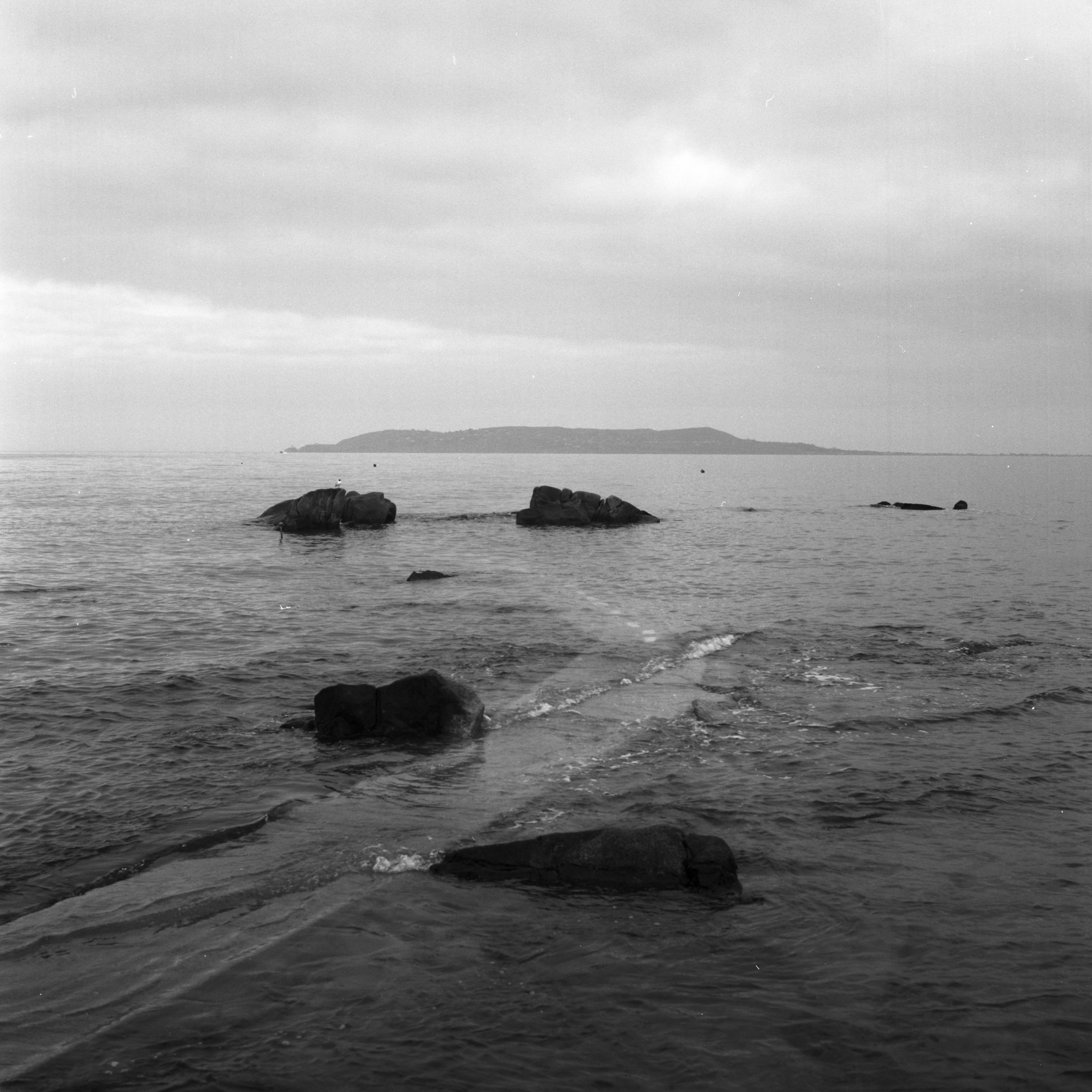 Camera: Yashica Mat-124G  Film: Fujifilm Neopan 100 Acros  Location: Sandycove, Co Dublin, Ireland