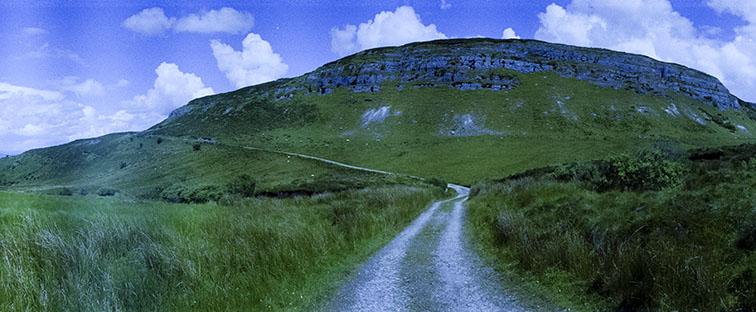Camera: Horizon Perfekt  Film: Kodak FC 400  Location: Carrowkeel Megalithic Cemetery, Co Sligo, Ireland