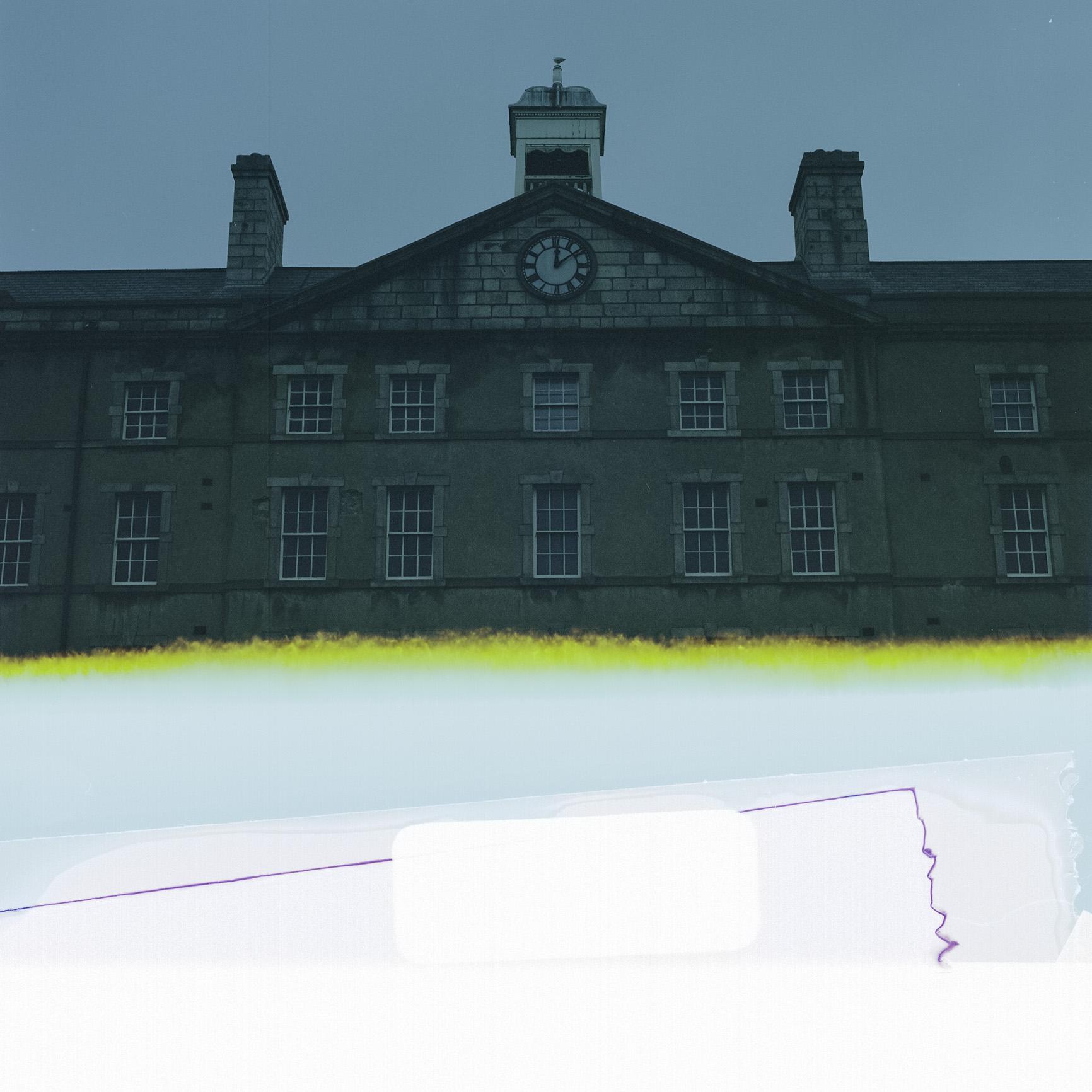 Camera: Hasselblad 500C/M  Film: Kodak Portra 400  Location: Collins Barracks, Dublin, Ireland
