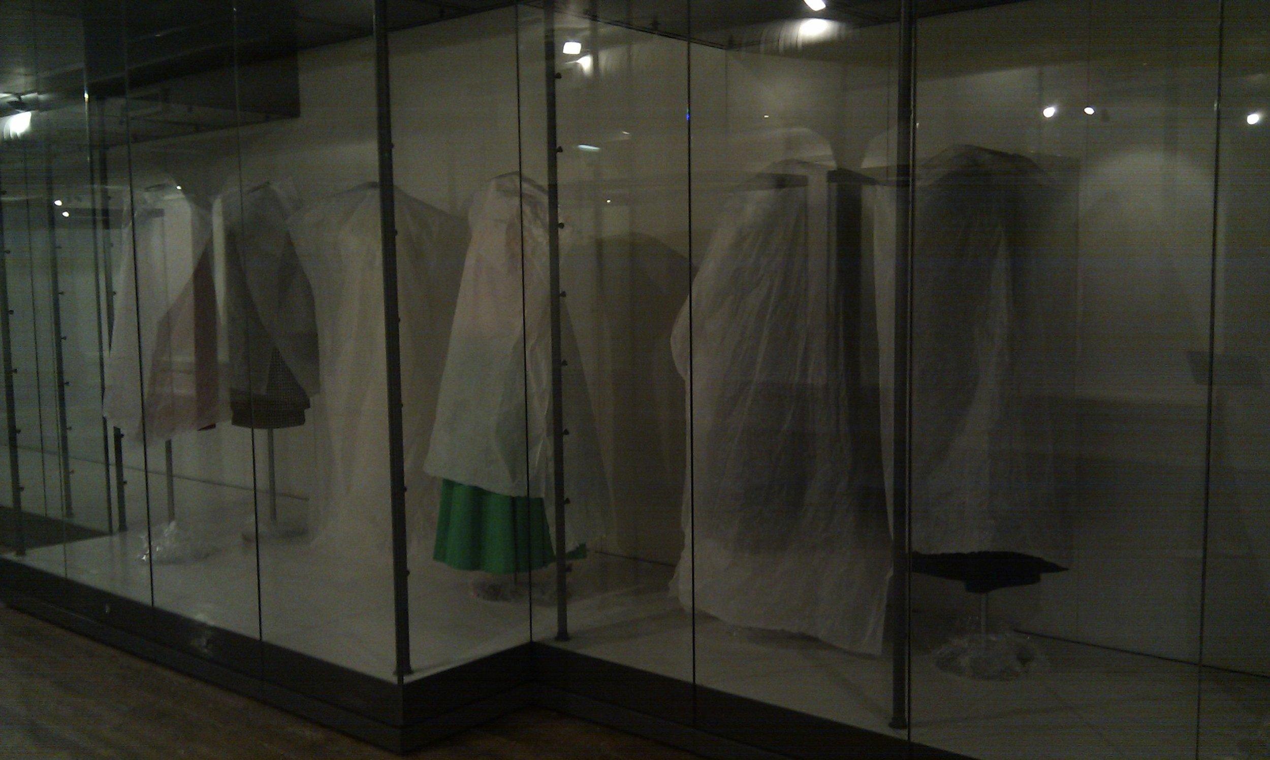Making of an exhibition, Ib Jorgensen