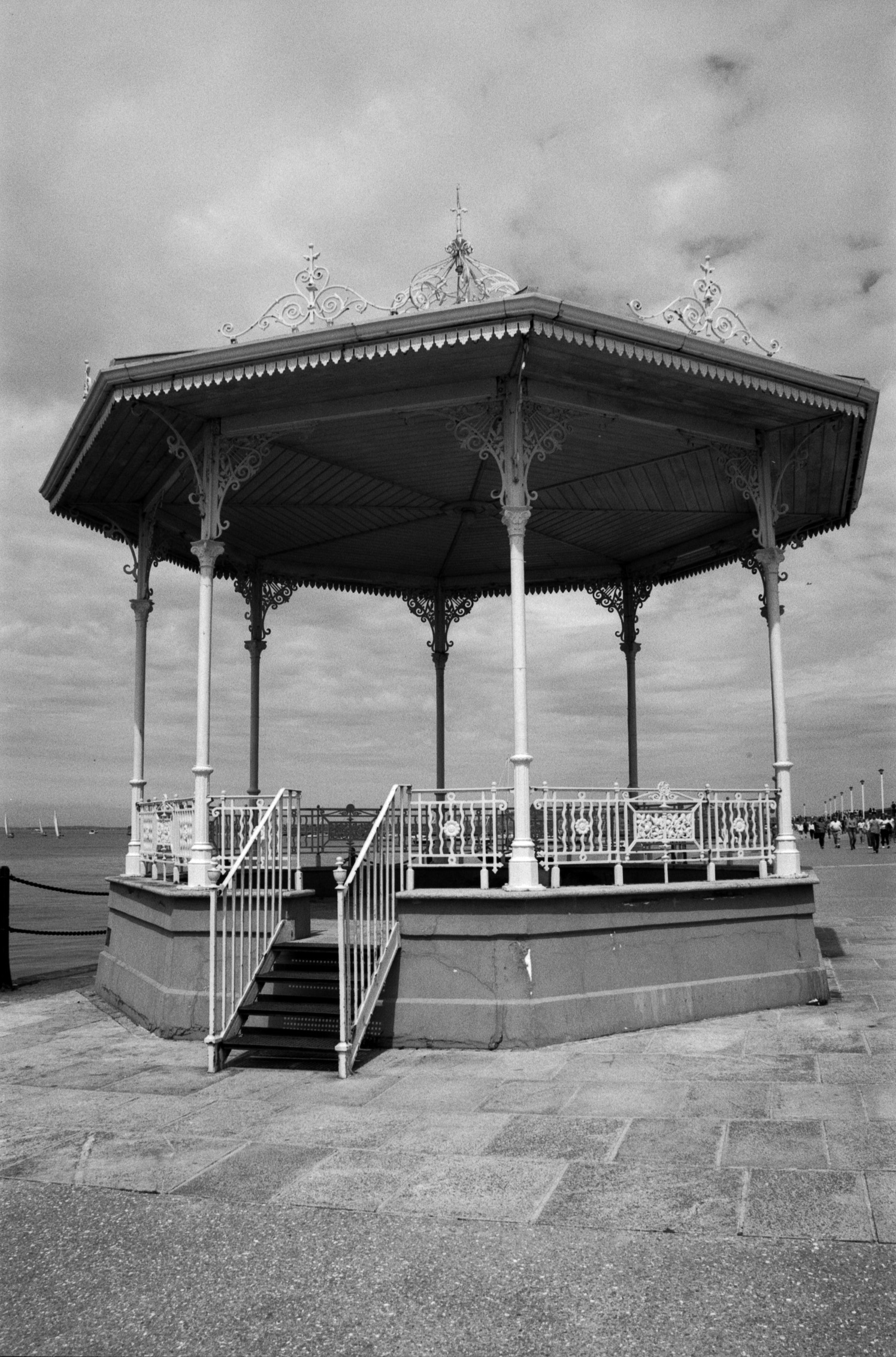 Film: Ilford Pan F+ 50  Camera: Canon EOS 300  Location: Dun Laoghaire, Co. Dublin, Ireland