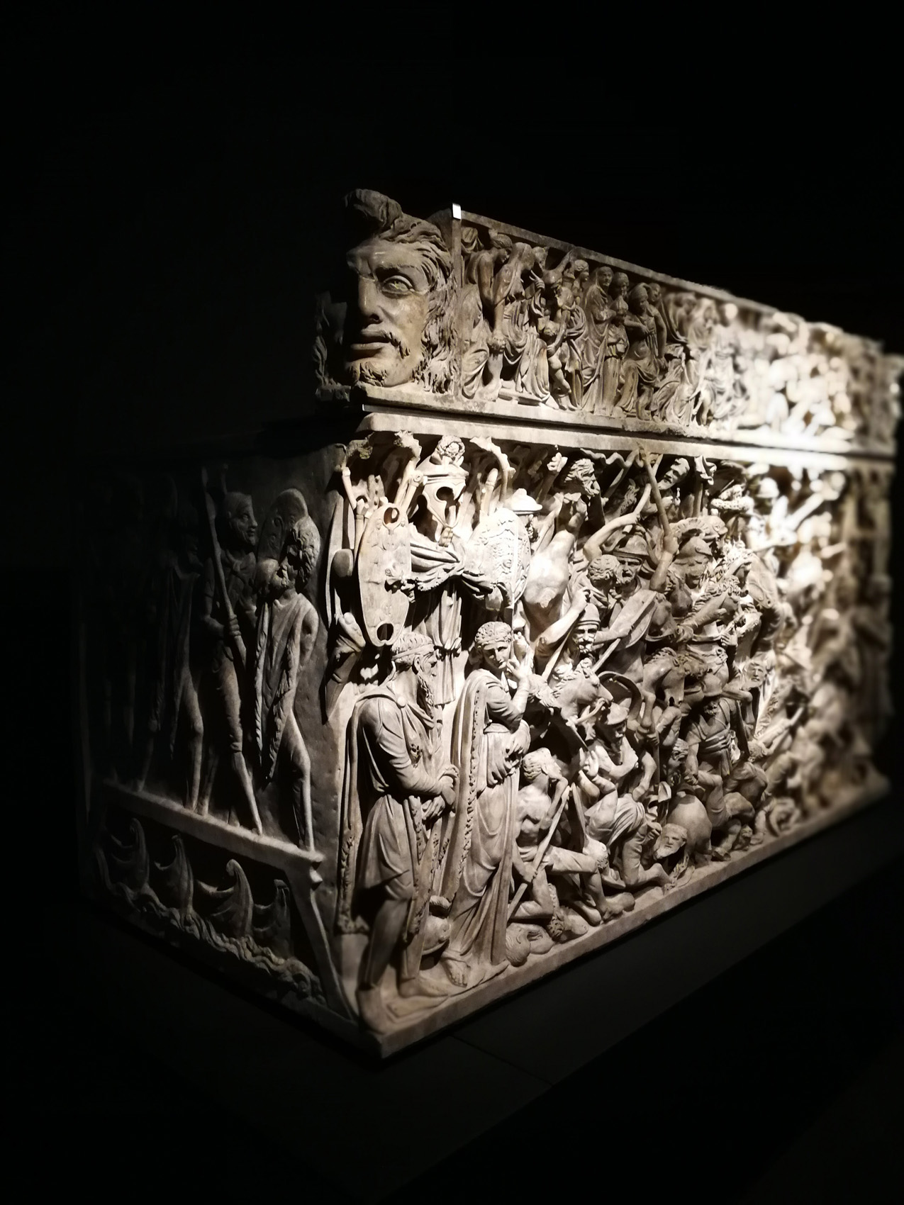 Portonaccio Sarcophagus, National Museum of Rome