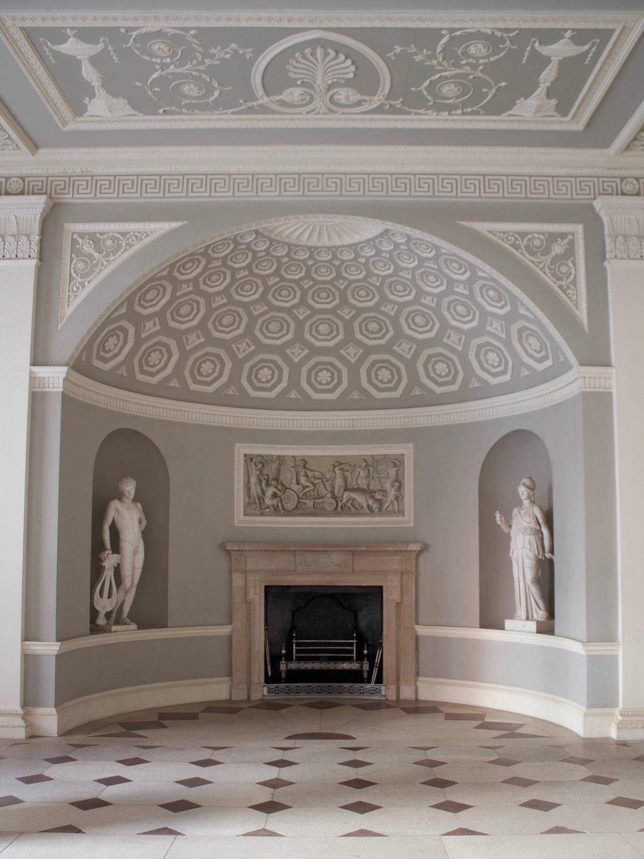 Osterley House, Entrance Hall