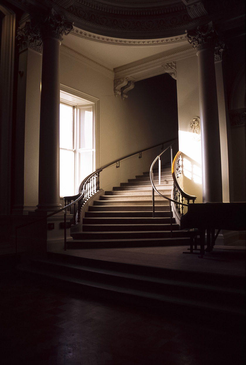 Film: Fuji Provia 100F  Camera: Canon EOS 300  Location: National Gallery of Ireland, Dublin, Ireland