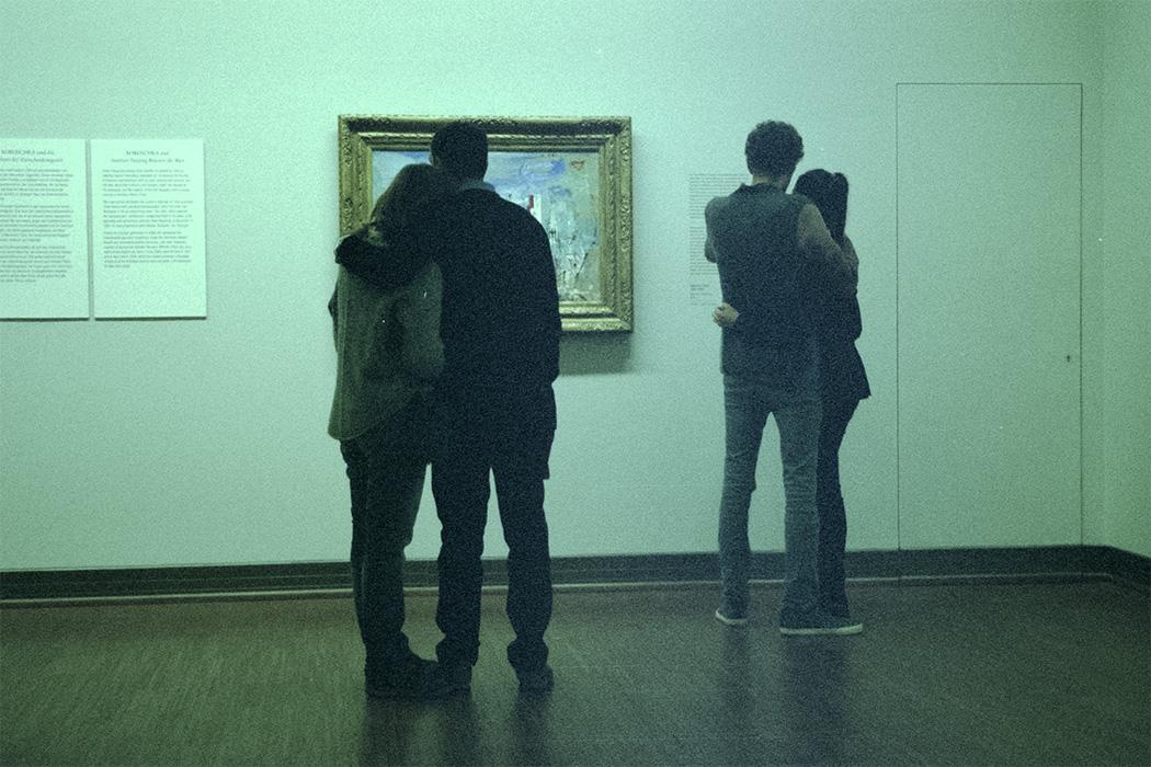 'Seurat, Signac, Van Gogh' at the Albertina, Vienna