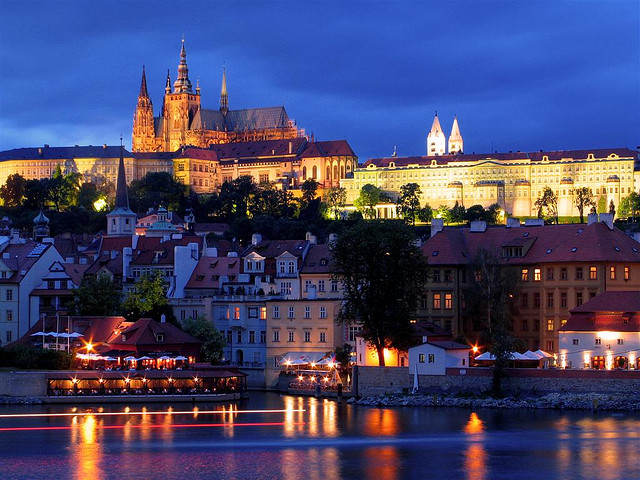 The historic capital of the Czech Republic plays host to IMC2014 this week
