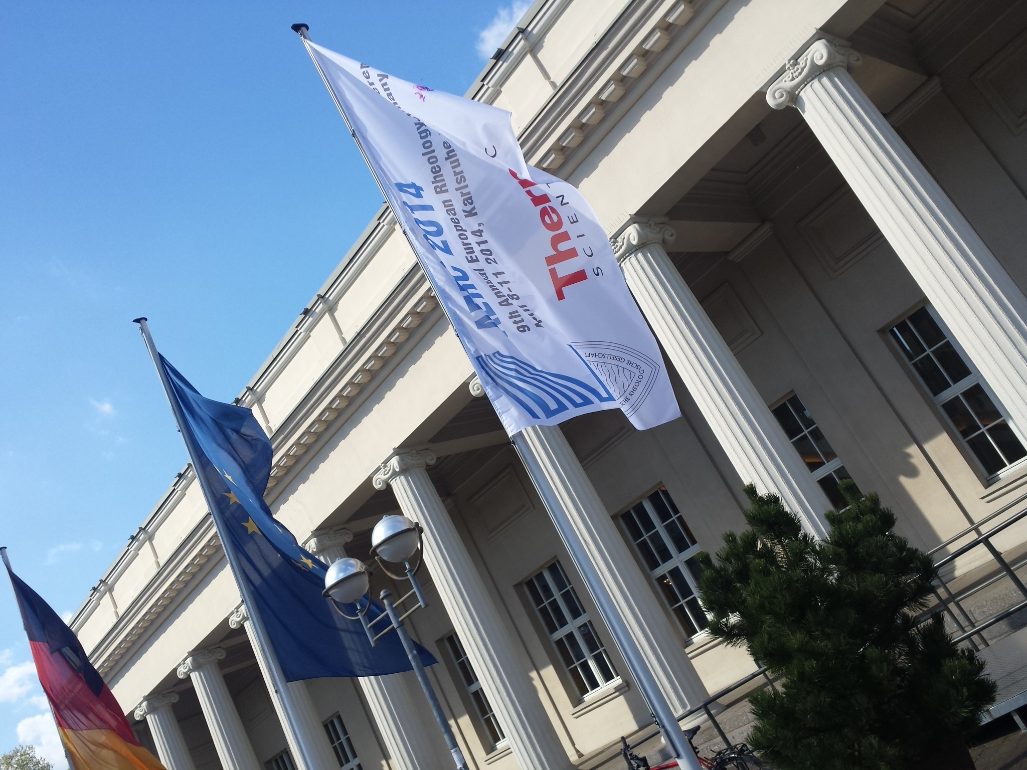 AERC 2014 was held at the magnificent Karlsruhe conference centre