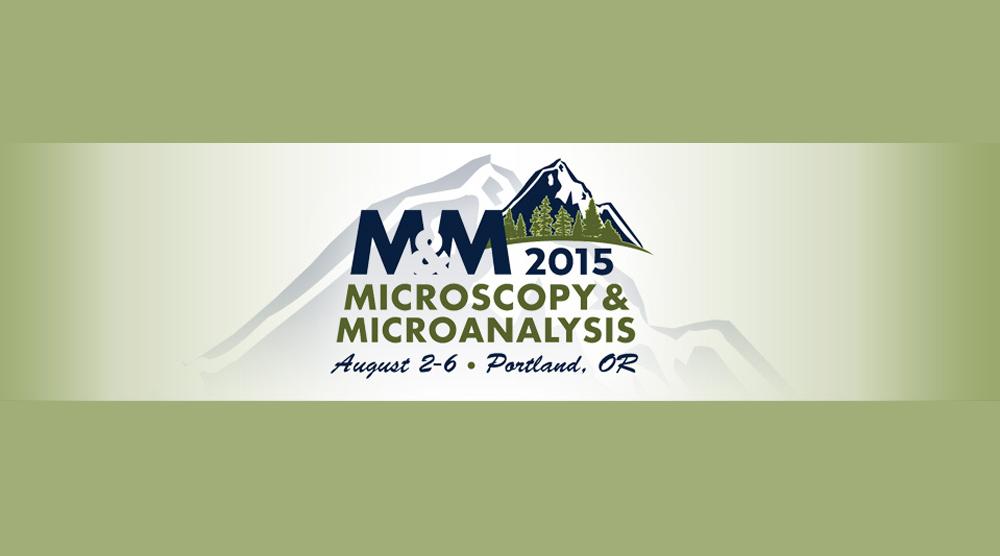 Microscopy and Microanalysis 2015