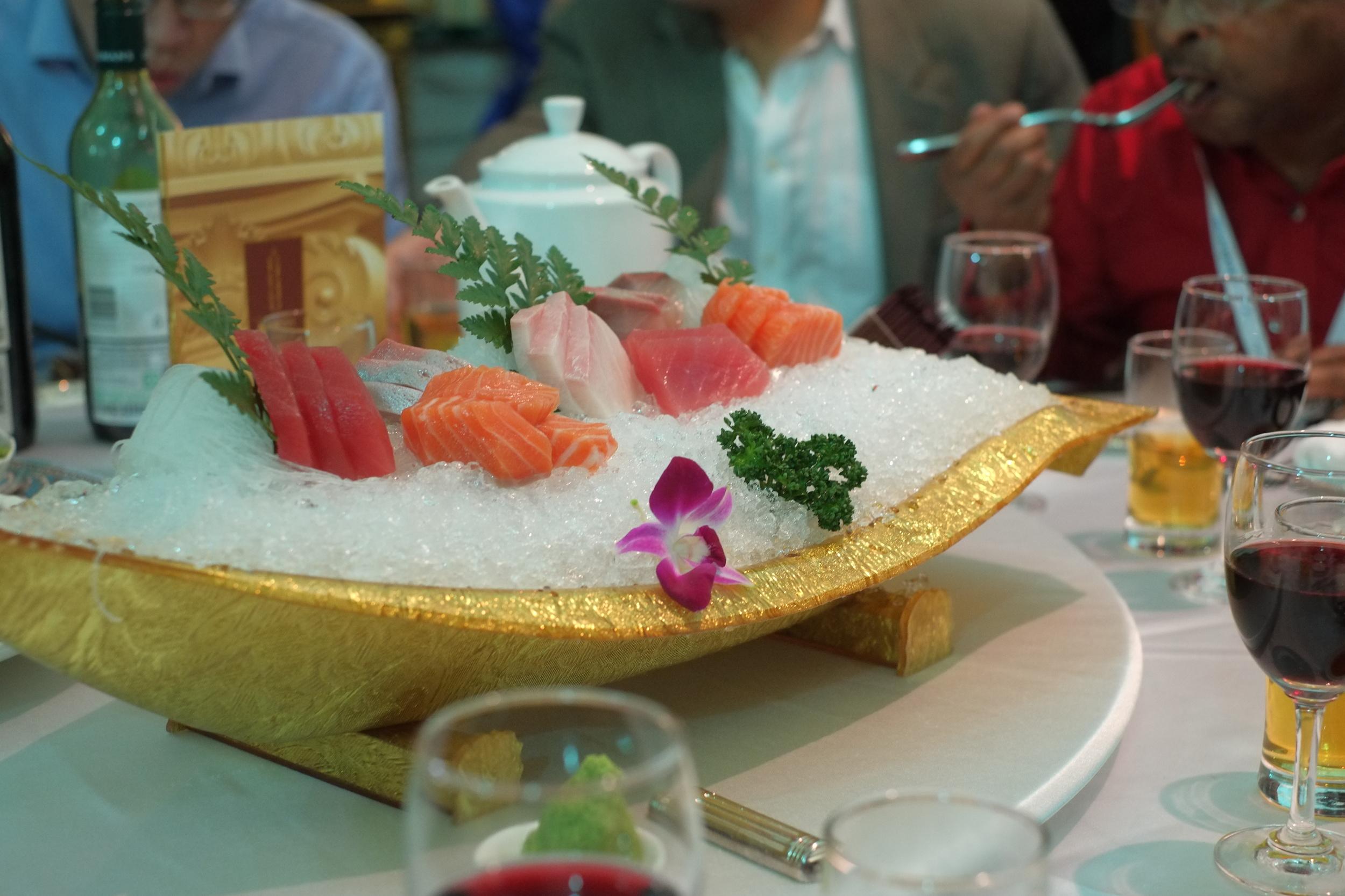 Cryo-Sashimi - food of the future