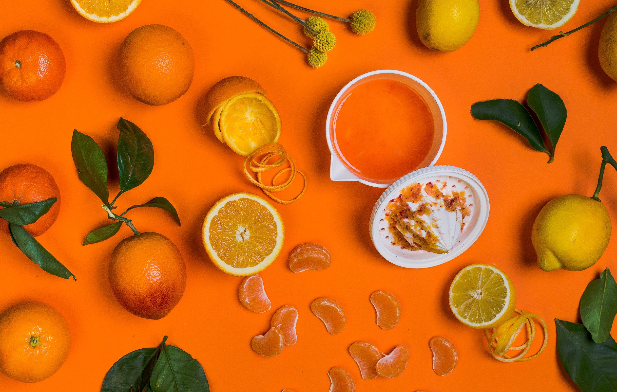 """Citrus Sensations"""