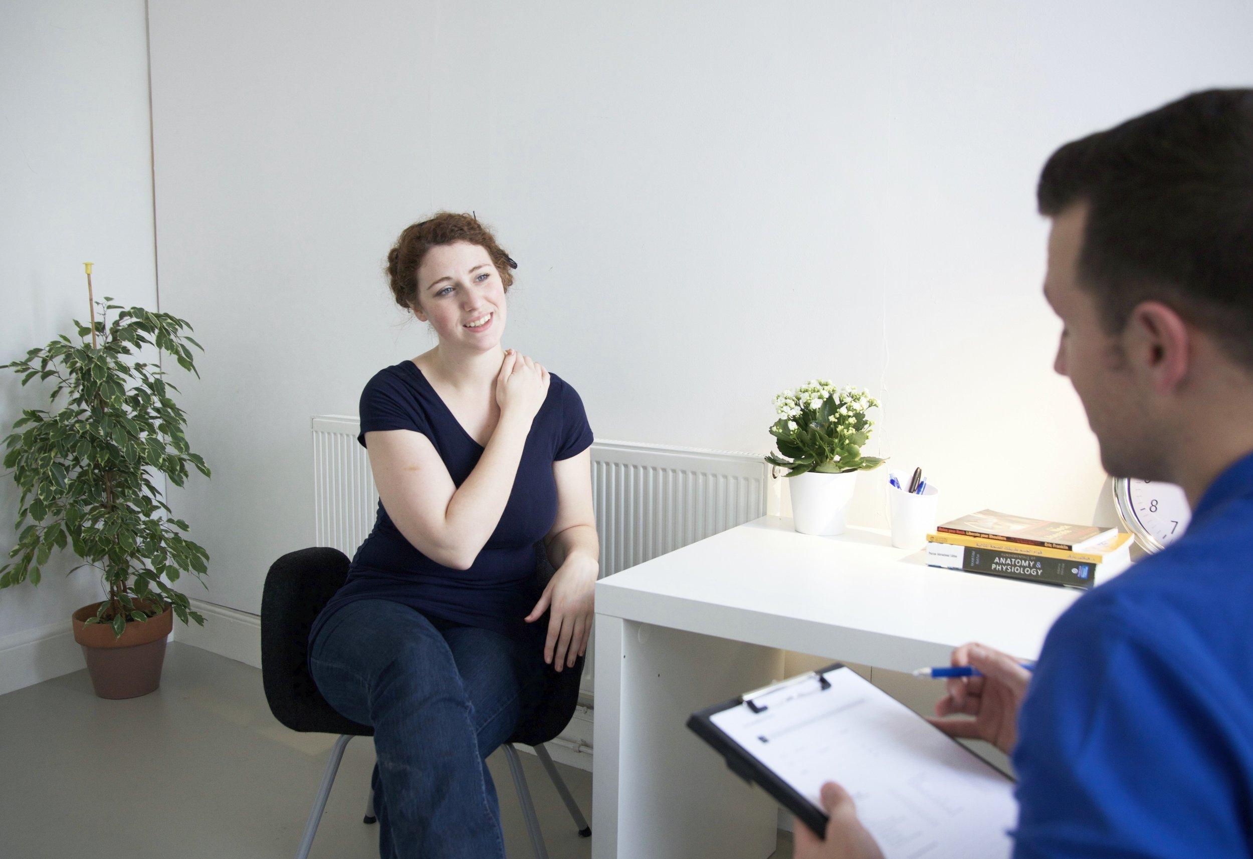 1. Consultation