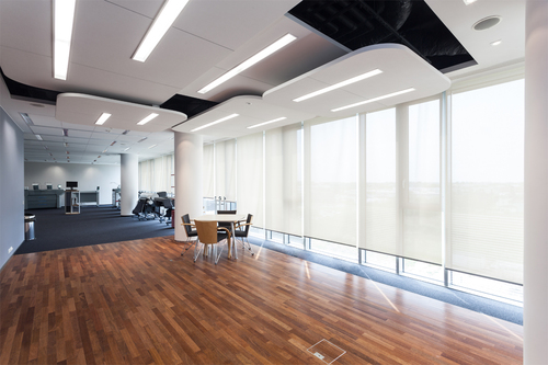 Contract Flooring — Custom Floors