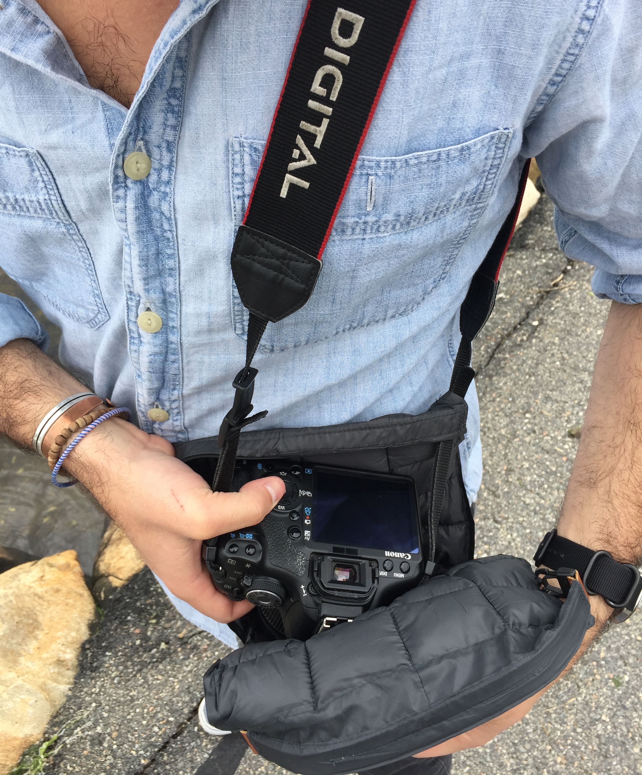 Matador Camera Base Layer: $59.99