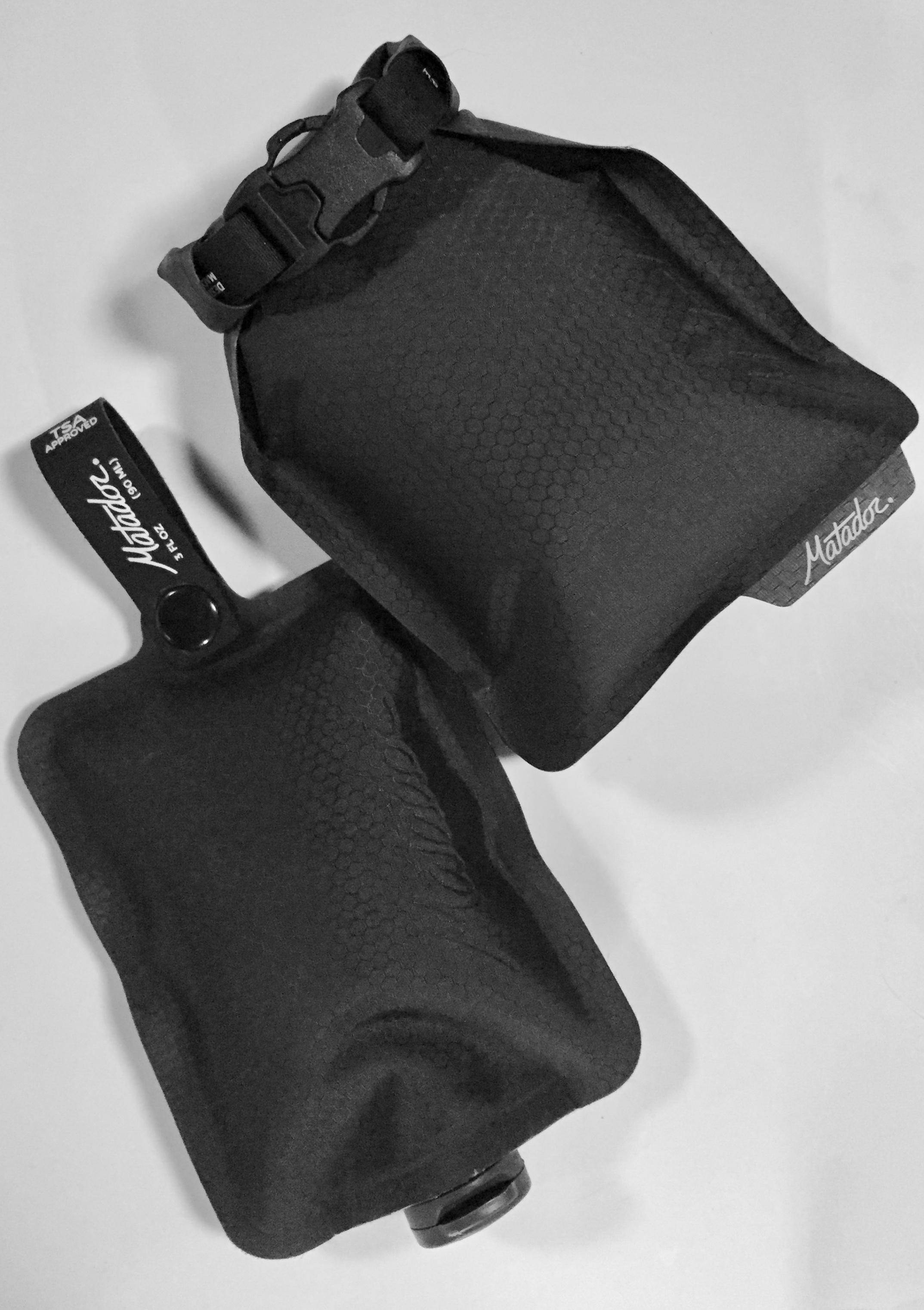 FlatPak™ Toiletry Bottle + Soap Bar Case- $12.99 each