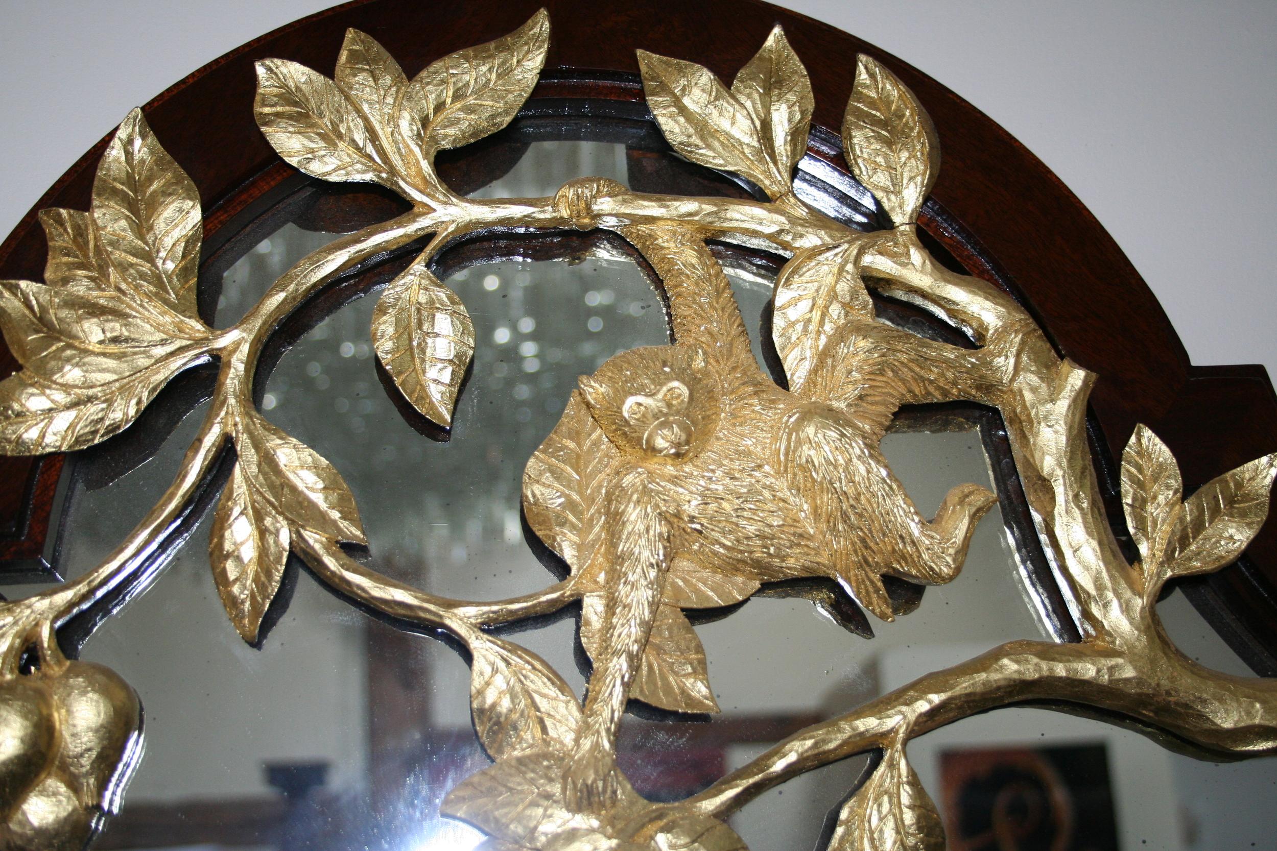 golden monkey mirror .JPG