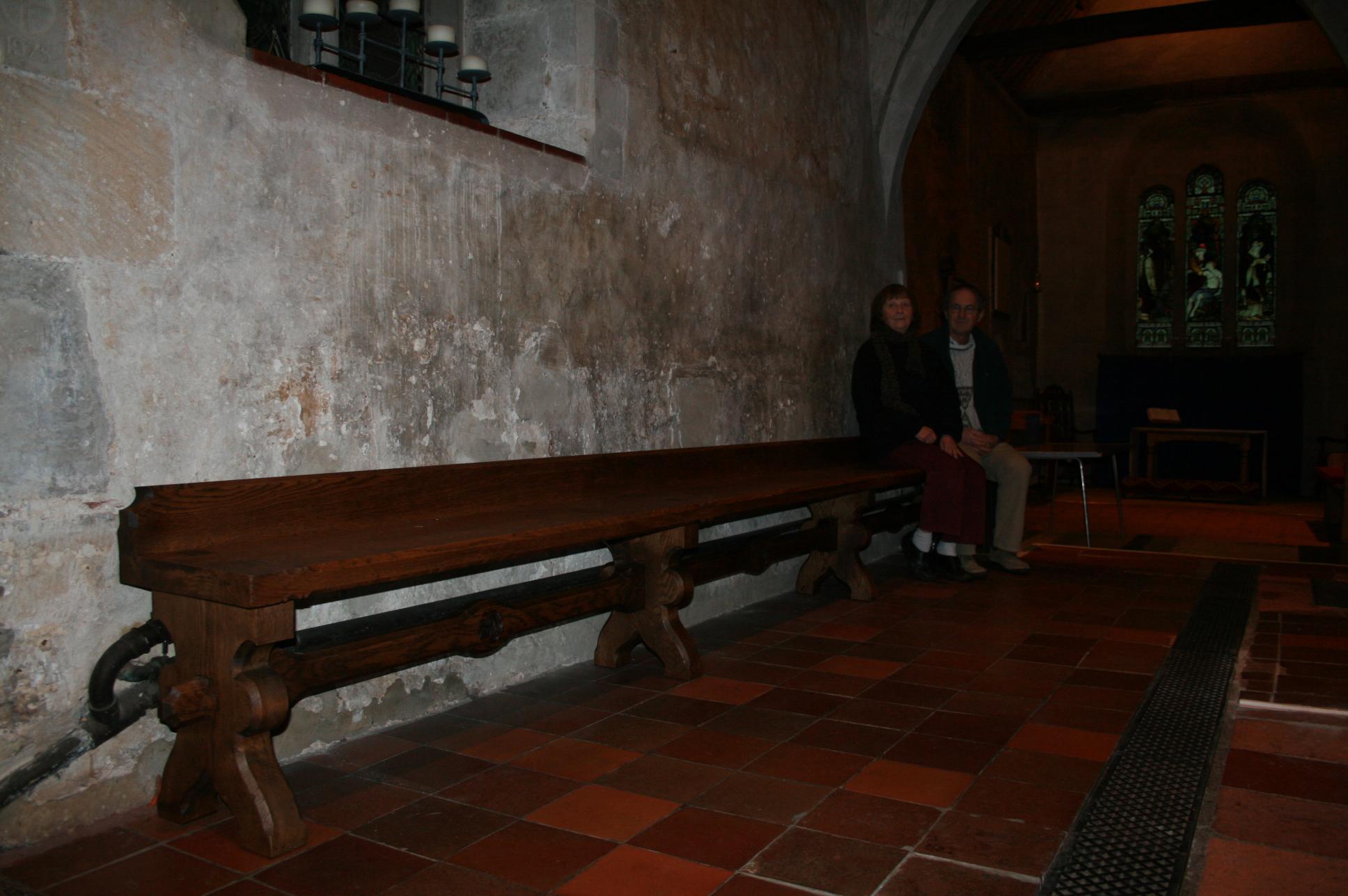 5 CHURCH BENCH .JPG