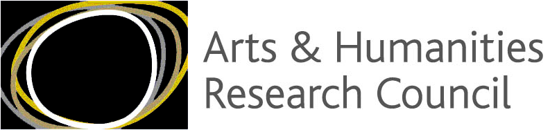 This website is part funded by the Arts & Humanities Research Council