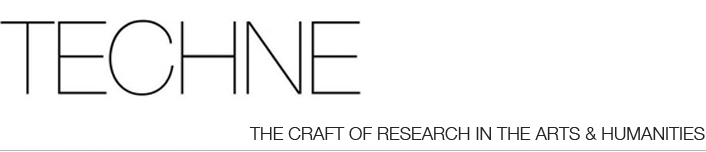 This research is undertaken as part of the TECHNE Doctoral Training Partnership
