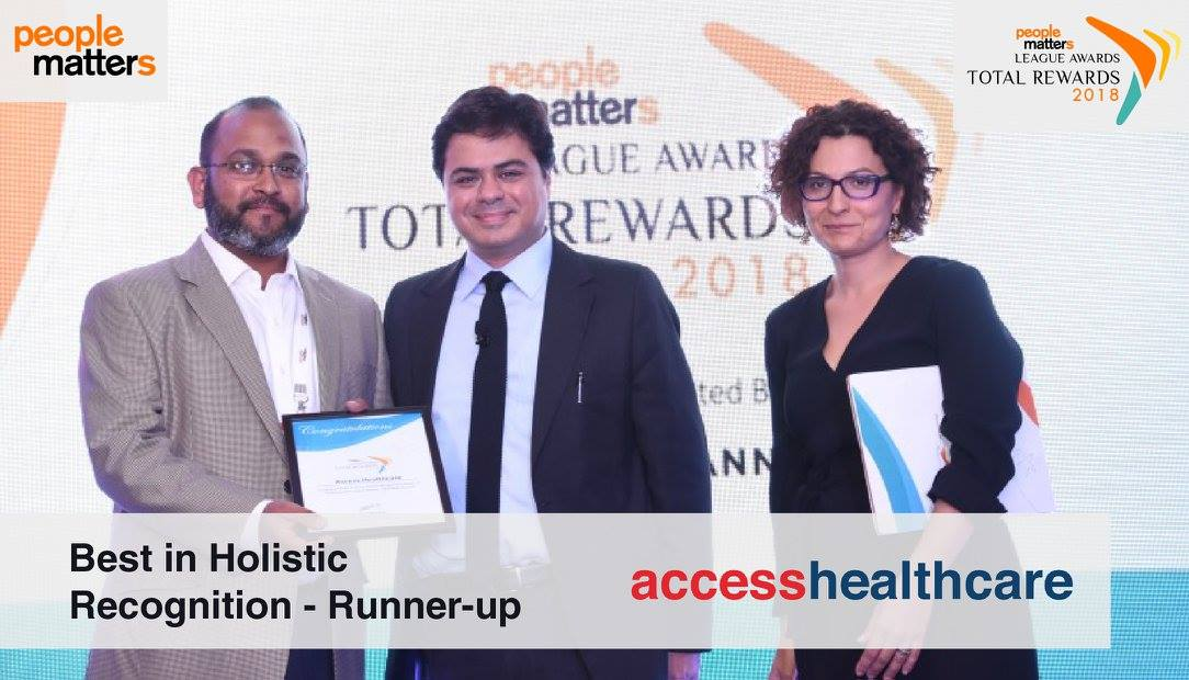Best in holistic recognition