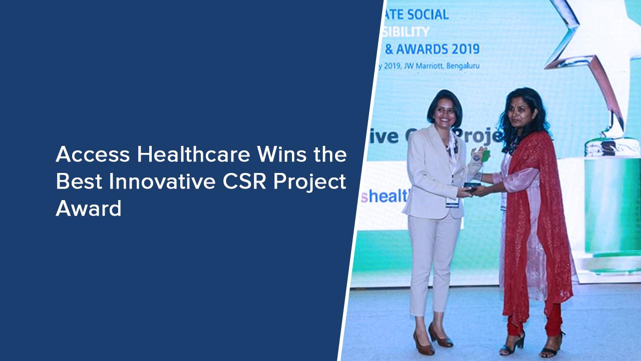 Best Innovative CSR Awards